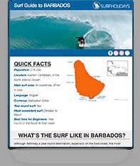 Barbados Surf Guide