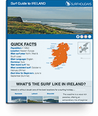 Ireland Surf Guide
