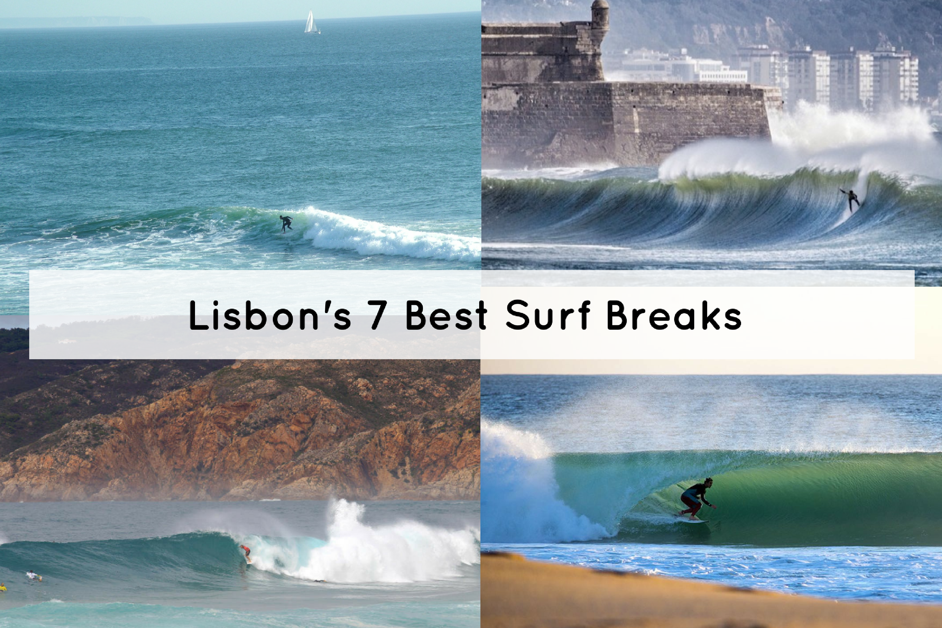 The Top 7 Surf Spots in Lisbon