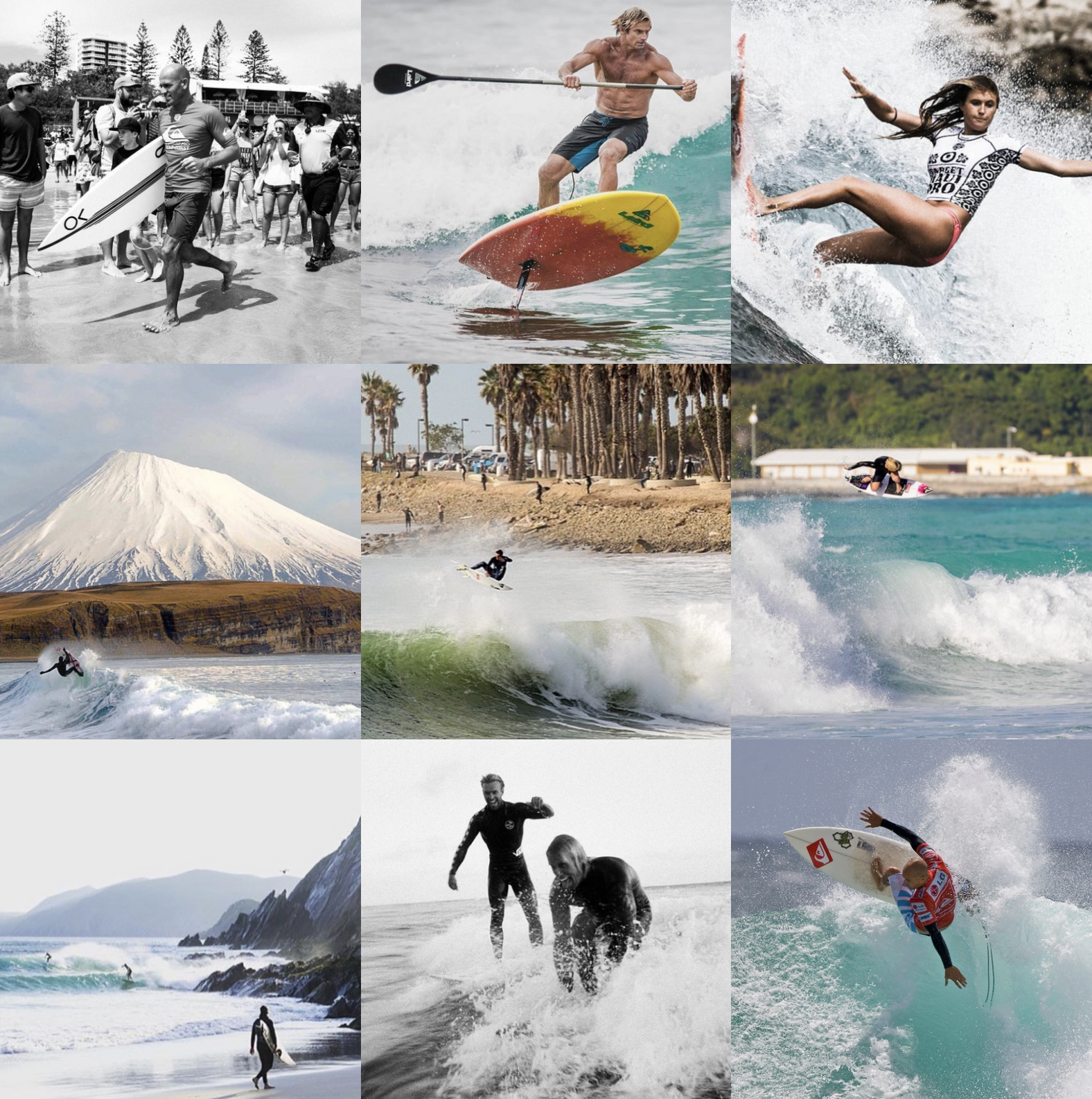 Top 10 Surfer Websites and Blogs