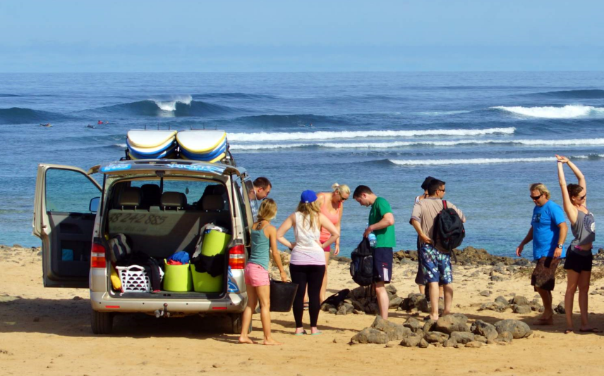 Top 5 Beginner Surf Beaches In The Canary Islands