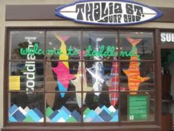 Surf Blog - 5 cool surf shops online
