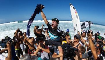 Surfers Profile - Mick Fanning 2013 World Champion