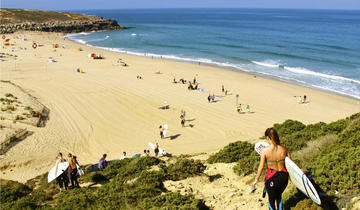 Top 5 Beginner Surf Beaches in Portugal