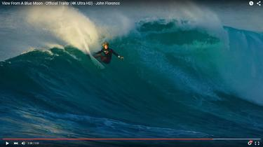 View from a Blue Moon Trailer - John John Florence