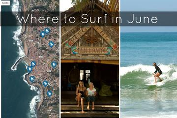 Where to Surf in June