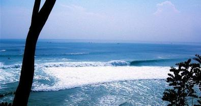 Top Five Advanced Waves In Bali