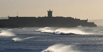 Legendary Surf Spot: Carcavelos Beach in Portugal