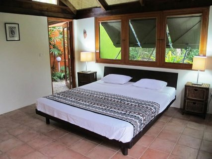 Private Frangapani room with ensuite