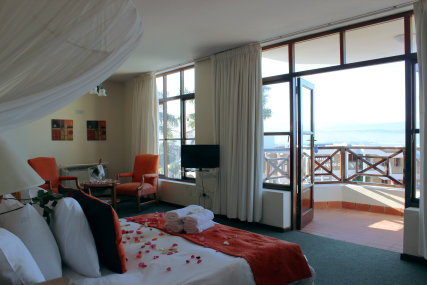Suite with balcony and Sea View