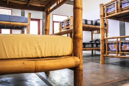 Deluxe 8 Bed Dorm - 1