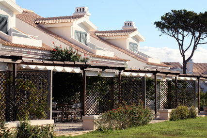 Terrace & Gardens
