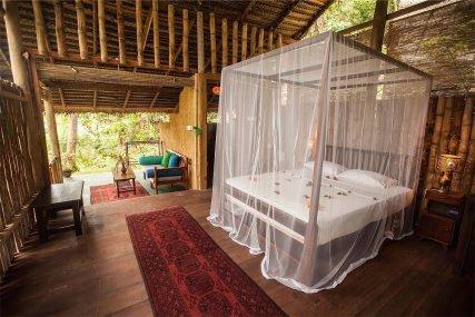 Bamboo Hut - Single Occupancy