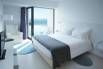 Double room with Full Sea view
