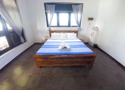 Deluxe King room with ocean view - Private bathroom