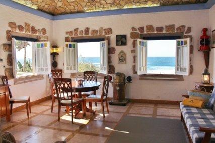 One-Bedroom Villa with Sea View