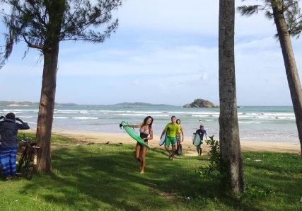 Dorm Beach Villa (Monday Arrival)