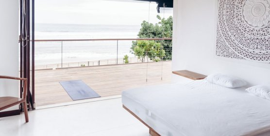 Double Room Beach Villa (Monday Arrival)