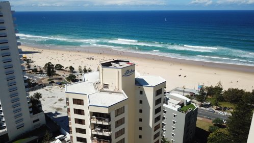 1 Bedroom Apartment Ocean View with Balcony 2N