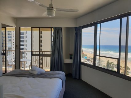 1 Bedroom Apartment Ocean View with Balcony