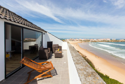 Penthouse Double/Twin Room En Suite with Sea View  - Casa Grande
