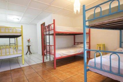 6 person mixed dorm