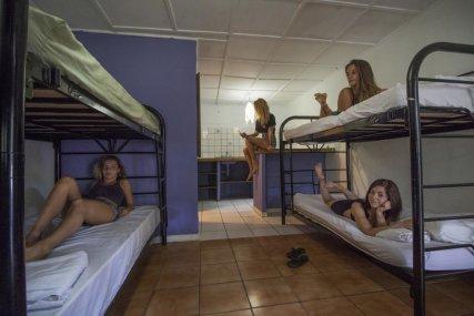 4 person mixed dorm