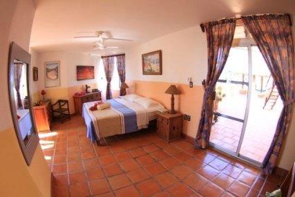 Deluxe Ocean View Double Room with Terrace