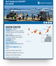 Canary Islands Surf Guide