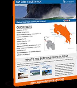 Costa Rica Surf Guide