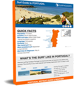 Portugal Surf Guide