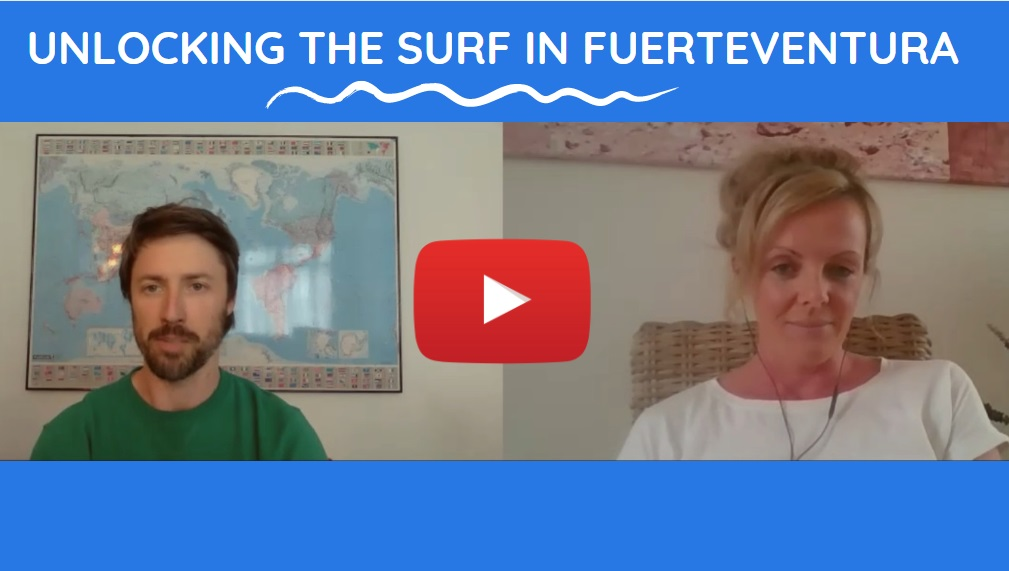 The Surf after Covid - with Wave Rider Fuerteventura