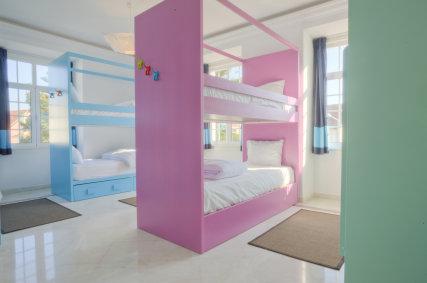 Cozy and spacious female dorm
