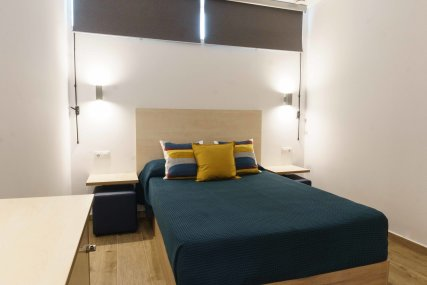 Private Room Deluxe for 2 Persons with Private Bathroom