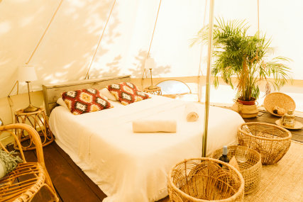 Glamping Tent (1 person)