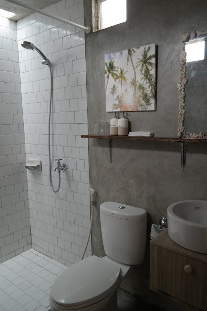 Our Western Style bathrooms