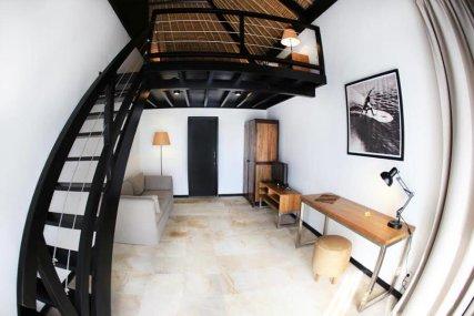 Studio room (Double or Twin)
