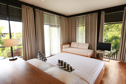 Deluxe room (Double or Twin)